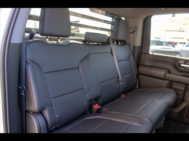 2020 Chevrolet Silverado 3500 Crew Cab DRW 4x2, Hillsboro GII Steel Platform Body #FK0868 - photo 15