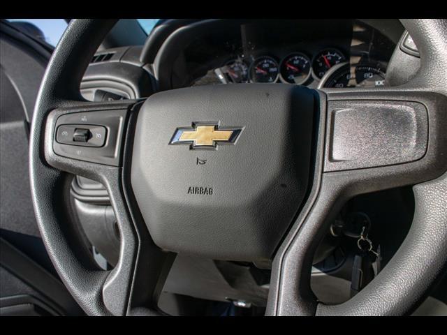 2020 Chevrolet Silverado 3500 Crew Cab DRW 4x2, Hillsboro GII Steel Platform Body #FK0868 - photo 20