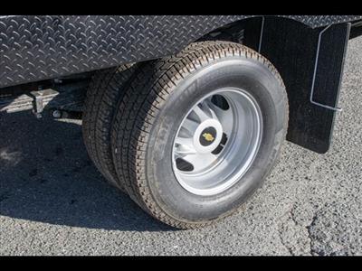 2020 Chevrolet Silverado 3500 Crew Cab DRW 4x2, Hillsboro GII Steel Platform Body #FK0868 - photo 13