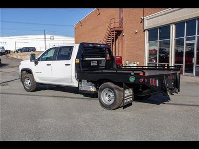 2020 Chevrolet Silverado 3500 Crew Cab DRW 4x2, Hillsboro GII Steel Platform Body #FK0868 - photo 2