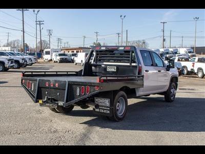 2020 Chevrolet Silverado 3500 Crew Cab DRW 4x2, Hillsboro GII Steel Platform Body #FK0868 - photo 6
