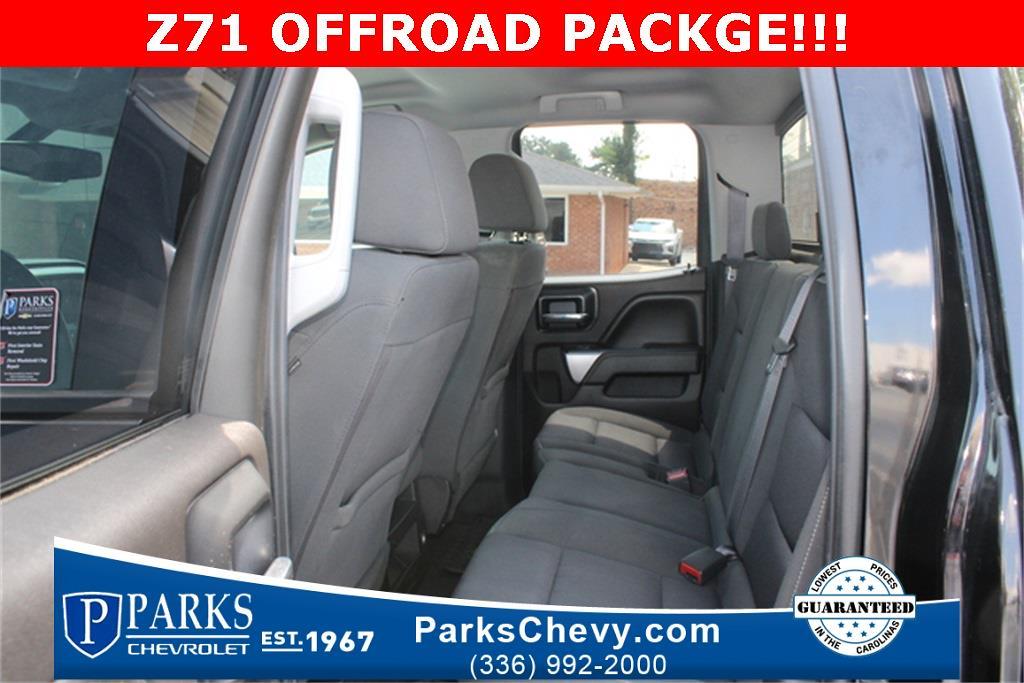 2017 Silverado 1500 Double Cab 4x4,  Pickup #FK0870A - photo 16