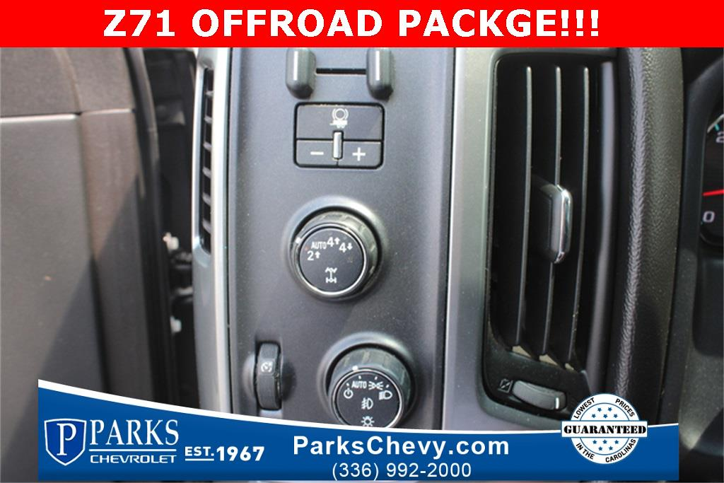 2017 Silverado 1500 Double Cab 4x4,  Pickup #FK0870A - photo 22