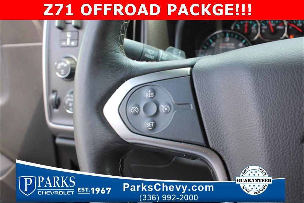 2017 Silverado 1500 Double Cab 4x4,  Pickup #FK0870A - photo 23