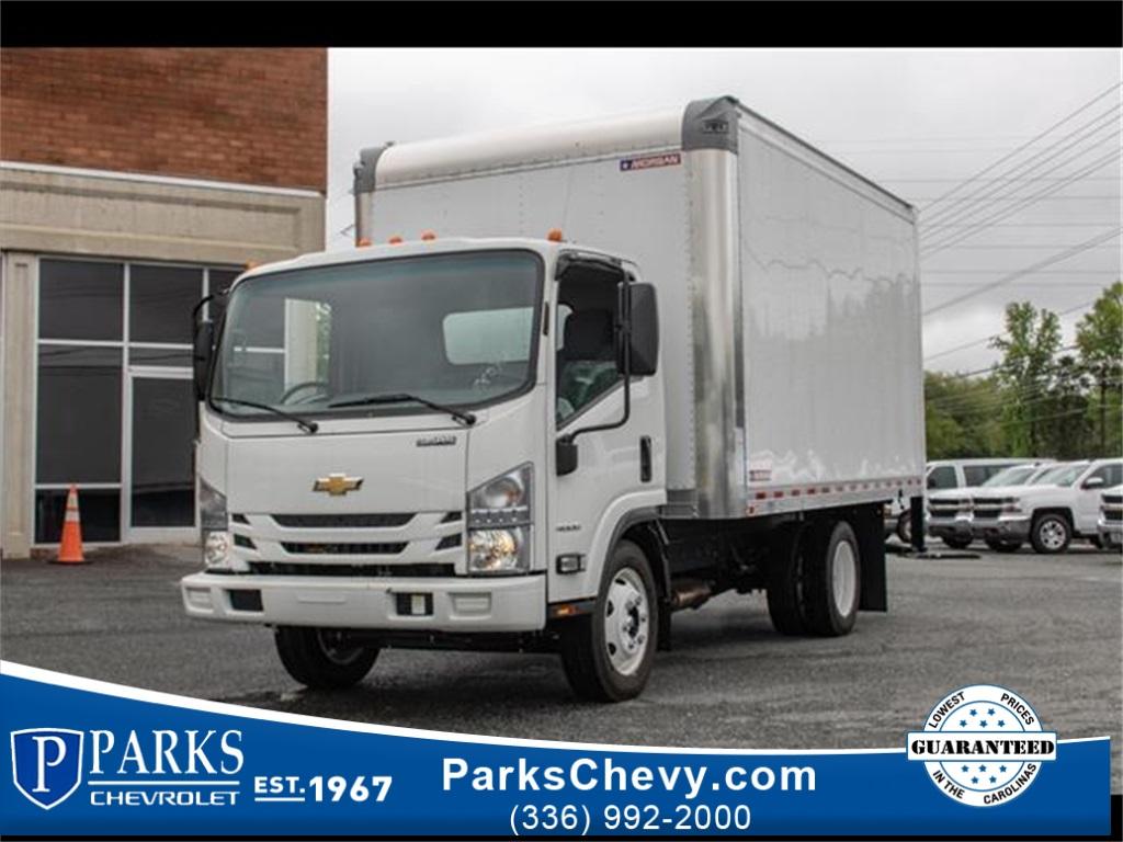 2019 LCF 4500, Morgan Dry Freight