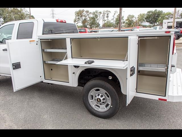 2019 Silverado 2500 Double Cab 4x2, Knapheide Steel Service Body #FK0928 - photo 4