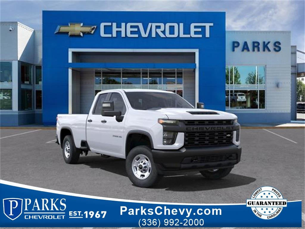 2021 Chevrolet Silverado 2500 Double Cab 4x4, Pickup #FK09780 - photo 1