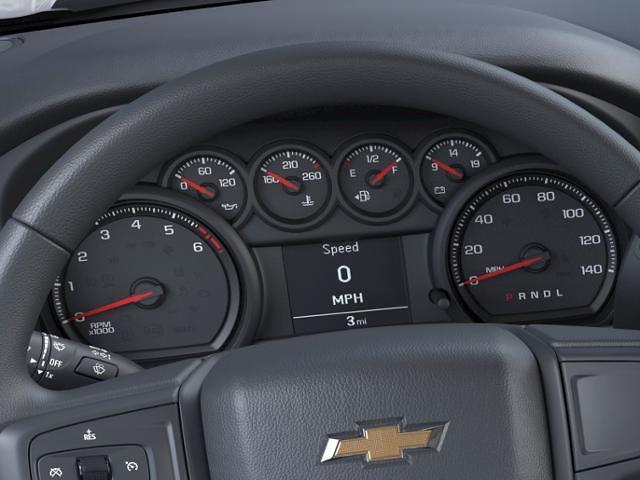 2021 Chevrolet Silverado 2500 Double Cab 4x4, Pickup #FK09780 - photo 15
