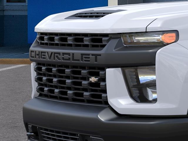 2021 Chevrolet Silverado 2500 Double Cab 4x4, Pickup #FK09841 - photo 11