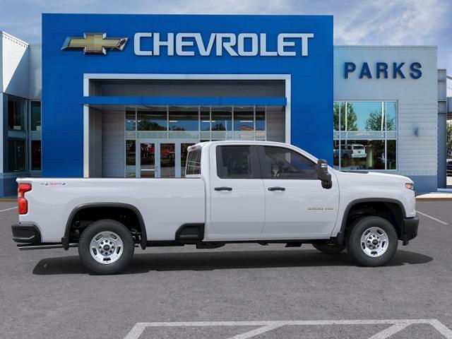 2021 Chevrolet Silverado 2500 Double Cab 4x4, Pickup #FK09841 - photo 5