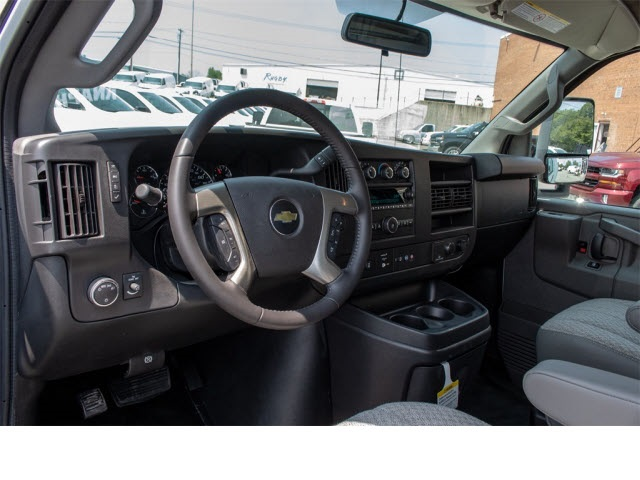 2019 Chevrolet Express 3500 4x2, Knapheide KUV Service Utility Van #FK0990 - photo 18