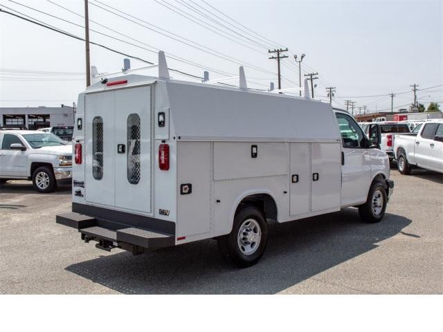 2019 Chevrolet Express 3500 4x2, Knapheide KUV Service Utility Van #FK0990 - photo 9