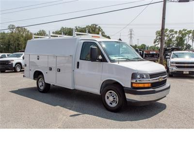 2019 Chevrolet Express 3500 4x2, Knapheide KUV Service Utility Van #FK0990 - photo 11