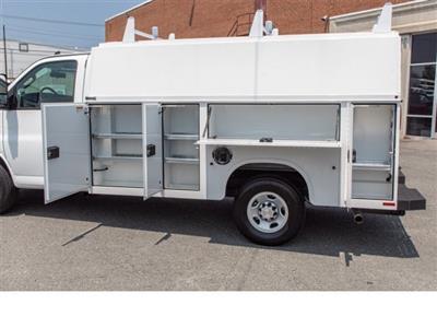 2019 Chevrolet Express 3500 4x2, Knapheide KUV Service Utility Van #FK0990 - photo 4