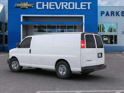 2020 Chevrolet Express 2500 4x2, Empty Cargo Van #FK0994 - photo 4