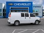 2020 Chevrolet Express 2500 4x2, Empty Cargo Van #FK0994 - photo 5