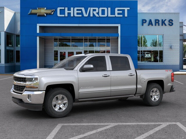 2018 Silverado 1500 Crew Cab 4x4, Pickup #FK1031 - photo 1