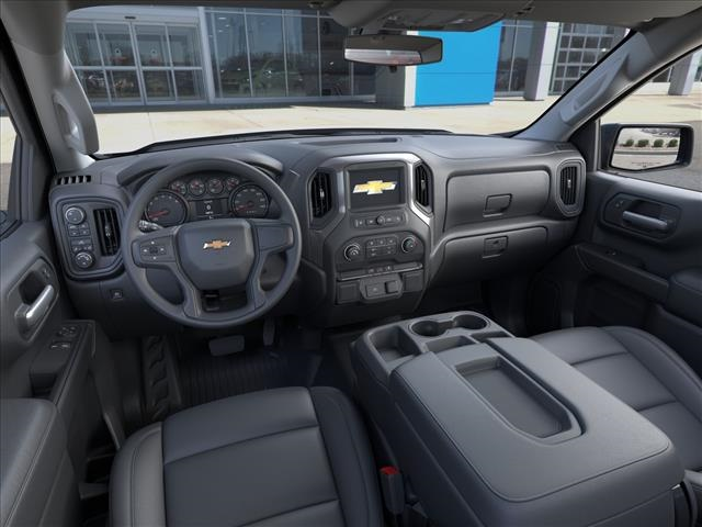 2020 Chevrolet Silverado 1500 Regular Cab 4x4, Pickup #FK1121 - photo 10