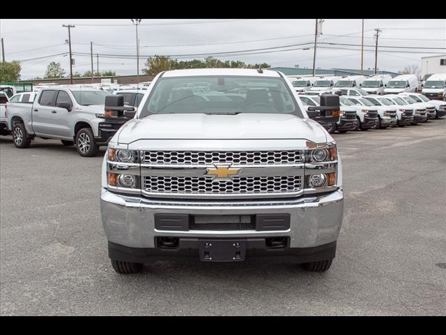 2019 Silverado 2500 Double Cab 4x2, Knapheide Steel Service Body #FK1157 - photo 10