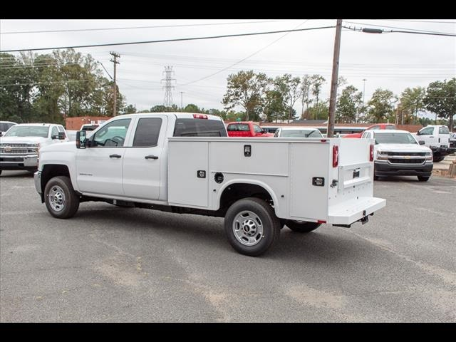 2019 Silverado 2500 Double Cab 4x2, Knapheide Steel Service Body #FK1157 - photo 2
