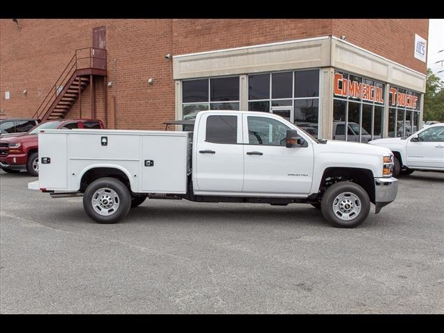 2019 Silverado 2500 Double Cab 4x2, Knapheide Steel Service Body #FK1157 - photo 7