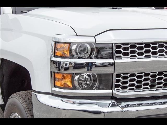 2019 Silverado 2500 Double Cab 4x2, Knapheide Steel Service Body #FK1157 - photo 9