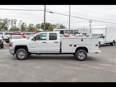 2019 Silverado 2500 Double Cab 4x2, Knapheide Steel Service Body #FK1157 - photo 3