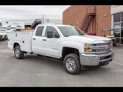 2019 Silverado 2500 Double Cab 4x2, Knapheide Steel Service Body #FK1157 - photo 8