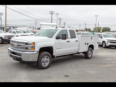 2019 Chevrolet Silverado 2500 Double Cab 4x2, Knapheide Steel Service Body #FK1204 - photo 1