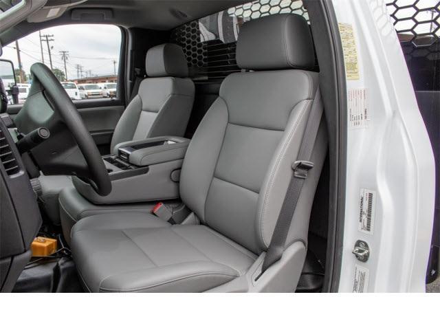2019 Silverado 5500 Regular Cab DRW 4x2,  Knapheide Value-Master X Landscape Dump #FK1247 - photo 21