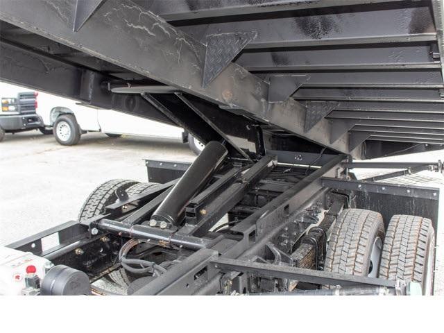 2019 Silverado 5500 Regular Cab DRW 4x2,  Knapheide Value-Master X Landscape Dump #FK1247 - photo 5