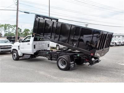2019 Silverado 5500 Regular Cab DRW 4x2,  Knapheide Value-Master X Landscape Dump #FK1247 - photo 2