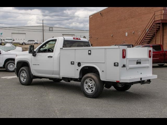 2020 Chevrolet Silverado 2500 Regular Cab 4x2, Knapheide Service Body #FK1260 - photo 1