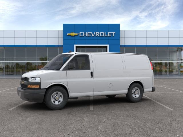 2019 Express 2500 4x2,  Masterack Steel General Service Upfitted Cargo Van #FK13295 - photo 3