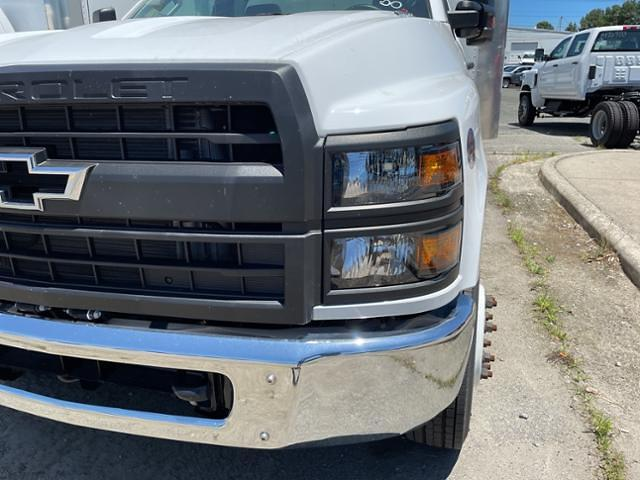 2019 Chevrolet Silverado 6500 Regular Cab DRW 4x2, Morgan Gold Star Dry Freight #FK1357X - photo 12