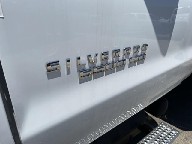2019 Chevrolet Silverado 6500 Regular Cab DRW 4x2, Morgan Gold Star Dry Freight #FK1357X - photo 14