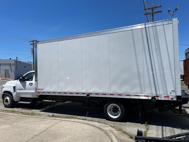 2019 Chevrolet Silverado 6500 Regular Cab DRW 4x2, Morgan Dry Freight #FK1357X - photo 1