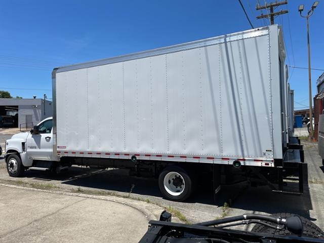 2019 Chevrolet Silverado 6500 Regular Cab DRW 4x2, Morgan Dry Freight #FK1360X - photo 1