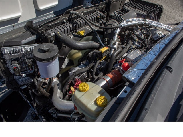 2019 Silverado 5500 Regular Cab DRW 4x2,  Knapheide Value-Master X Landscape Dump #FK1365 - photo 17