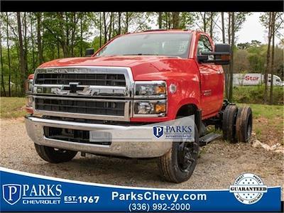 2020 Chevrolet Silverado 4500 Regular Cab DRW 4x2, Cab Chassis #FK1380 - photo 1