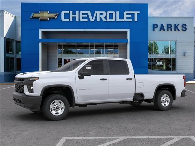 2020 Chevrolet Silverado 2500 Crew Cab 4x2, Pickup #FK1422 - photo 3