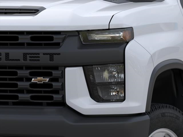 2020 Chevrolet Silverado 2500 Crew Cab 4x2, Pickup #FK1422 - photo 8