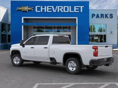 2020 Chevrolet Silverado 2500 Crew Cab 4x2, Pickup #FK1422 - photo 4