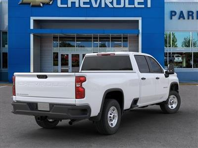 2020 Chevrolet Silverado 2500 Crew Cab 4x2, Pickup #FK1422 - photo 2