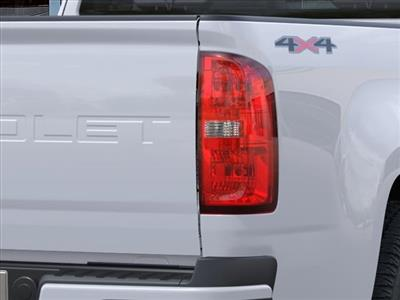 2021 Chevrolet Colorado Extended Cab 4x4, Pickup #FK1429X - photo 9