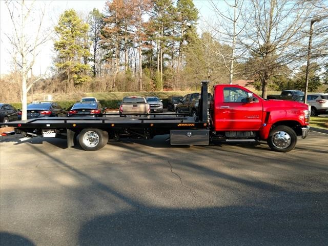2019 Silverado 6500 Regular Cab DRW 4x2, Jerr-Dan Standard Duty Carriers Rollback Body #FK1438 - photo 6