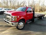 2019 Silverado 6500 Regular Cab DRW 4x2, Jerr-Dan Standard Duty Carriers Rollback Body #FK1438 - photo 3