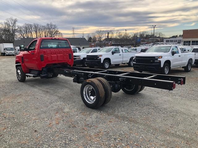 2019 Chevrolet Silverado 5500 Regular Cab DRW 4x4, Cab Chassis #FK14619 - photo 2