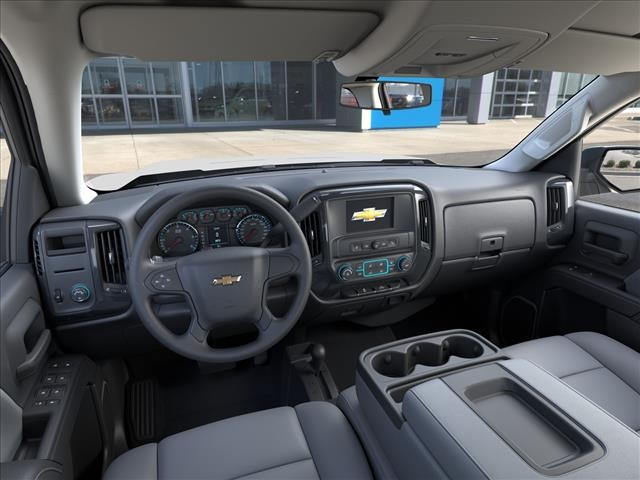 2019 Silverado 1500 Double Cab 4x4, Pickup #FK14739X - photo 10