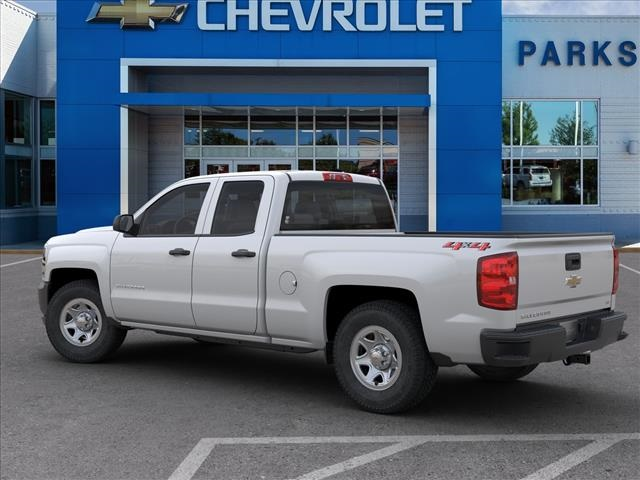 2019 Silverado 1500 Double Cab 4x4, Pickup #FK14739X - photo 4